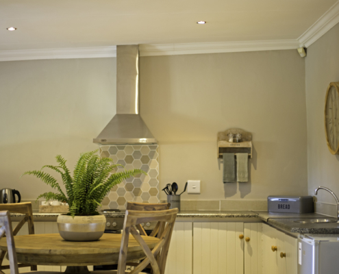Luxury, Self-Catering Suite Full Kitchen